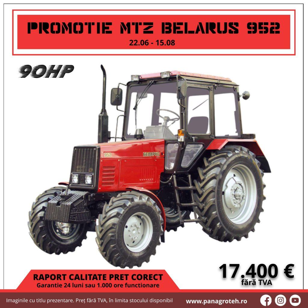 Promo - Tractor agricol MTZ Belarus 952